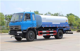 东风145(10-12吨)吨洒水车