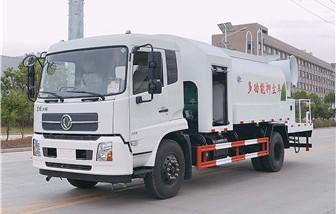 东风天锦12吨雾炮抑尘车