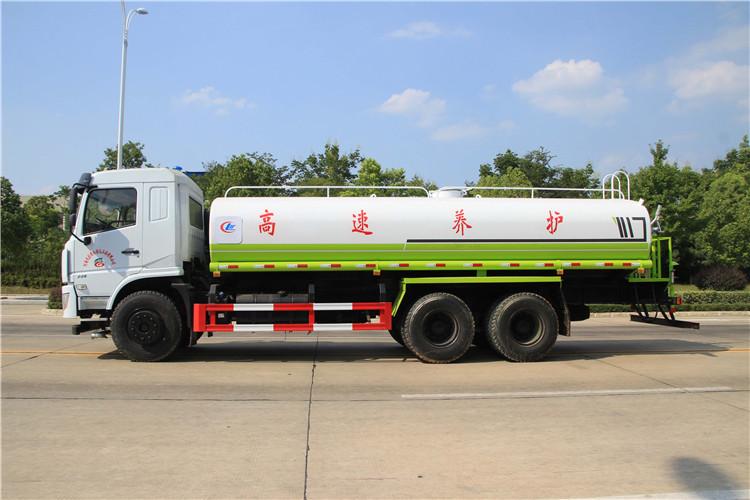 国六新款25吨洒水车