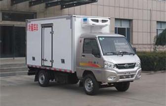 凯马单轮冷藏车厢长3米