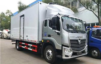福田欧马可S5冷藏车厢长5.8米-6.6米