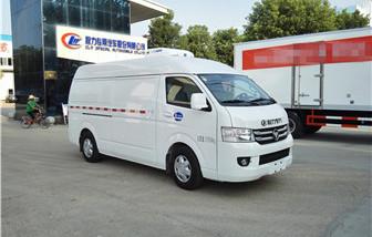 福田G7面包冷藏车5.8立方