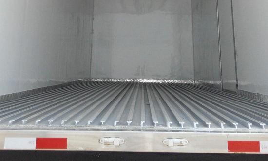 解放JH6冷藏车厢长9.5米多方位视角图片